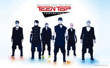 TEEN TOP [TRANSFORM] 2nd Single Album CD+Photobook K-POP SEALED