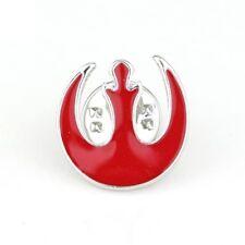 Star Wars Rebel Alliance Enamel Lapel Pin Badge/Brooch Crest logo Motif Insignia