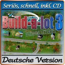 Build-a-lot 3 - Passport to Europe - PC - Windows XP / VISTA / 7 / 8