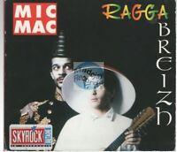 Mic Mac Ragga Breizh CD ALBUM digipack