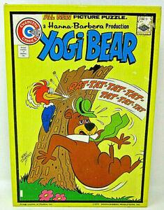 1975 Charlton Comics Group Hanna-Barbera Yogi Bear Comic Book Cover Puzzle #1071