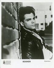 RICHARD GRIECO HUNKY HANDSOME PORTRAIT BOOKER ORIGINAL 1989 FOX TV PHOTO