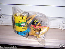 Fox The Simpsons  Burger King Super Heroes BART SIMPSON Toy 2013 New In Bag