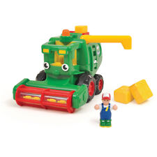 WOW TOYS Harvey Harvester, 1yr+, Eco Friendly Hassle Free Package!