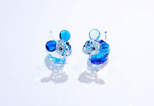 Swarovski Lovlots Bobby & Pierre Blue Mouse Pair Fun 5004630 Brand New In Box
