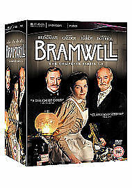 Bramwell - Complete Series 1, 2, 3 & 4 ------ 8-Disc DVD Boxset
