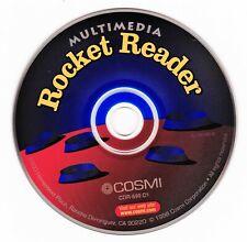 Multimedia Rocket Reader Cd-Rom (1998)