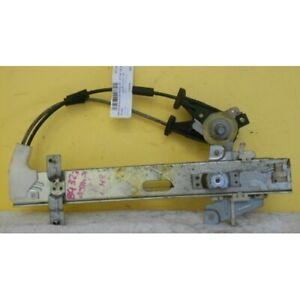 MAZDA 323 ASTINA - 5DR HAT 7/89>5/94  LEFT REAR DOOR MANUAL WINDOW REGULATOR - (