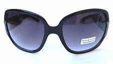 NEW women's TOMMY HILFIGER TH LUANN black  oversized sunglasses
