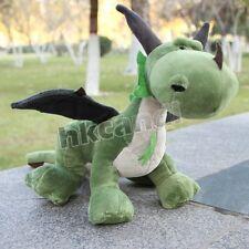dragon 35 CM Green dinosaur Stuffed Animals soft toy baby dolls plush toy BG