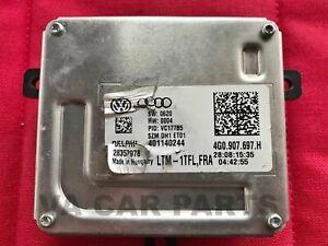 DELPHI 4G0907697H LED Daytime Running Light and Turn Signal