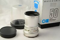 HASSELBLAD DISTAGON 50MM F.4 SILVER  MINT CONDITIONS  CARL ZEISS LENSES