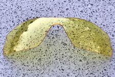 NUOVO Giallo HD visione notturna di Ricambio Oakley Radar Pitch Lens & Carry Pouch