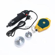 Handheld Flasche Capping Maschine Elektrische Schraube Capper 220V 8 - 50 mm