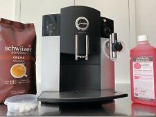 Jura Impressa c9 espresso + 1 año de plena garantía + Starter paquete