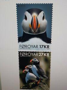 FAR OER 2021  EUROPA CEPT  BIRDS  Endangered national wildlife   SET   MNH