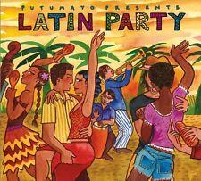 Various Artists, Putumayo, Putumayo Presents - Latin Party [New CD]