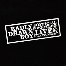 The Official Bootleg: Live @ Glastonbury by Badly Drawn Boy PROMO CD BRAND NEW
