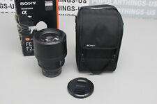 Sony SEL 100mm F/2.8 GM OSS FE Lens