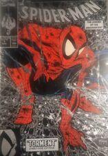 5 Copies Of Spider-Man (Silver) # 1 Todd Mcfarlane (NM)
