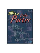 The Best of Cole Porter Learn to Play Present MUSIC BOOK Piano Vocal & Guitar