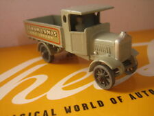 Matchbox Lesney Yesteryear N° 6 AEC Lorry OSRAM LAMPS