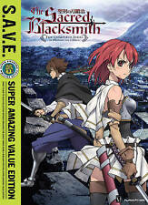 The Sacred Blacksmith: Complete Box Set - S.A.V.E. (DVD, 2015)