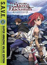The Sacred Blacksmith: Complete Box Set - S.A.V.E. (DVD, 2015)