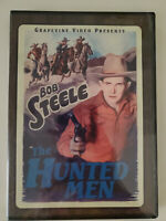 The Hunted Men (DVD, 2015) Bob Steele New/Sealed