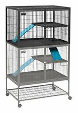 MidWest Homes for Pets Deluxe Nation Small Animal Cages, Nation Cages Include