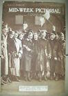 Welcome Troops Mauretania/German Fleet surrender 12-12-18 Mid-Week Pictorial mag