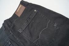 CAMEL ACTIVE Woodstock Herren Fein Cord Jeans stretch Hose W32 L34 schwarz #50