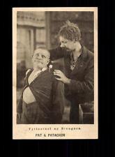 Pat und Patachon Postkarte ## BC 97681