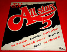 PHILIPPINES:ALL STAR 5 LP,COVER VERSIONS,Sherry Simons,C-Bank,Jenny Burton,