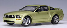 Ford Mustang GT Coupe 2005 LEGEND LIME 1/18 Scale by AUTOart only 3000 made RARE