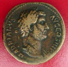 MONNAIE ROMAINE SESTERCE ROME 133 - HADRIEN 117-138