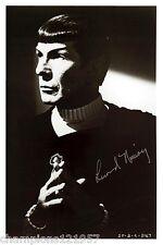 Leonard Nimoy ++Autogramm++ ++Star Trek -Mr.Spock++