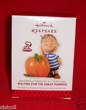 Hallmark 2013 Linus WAITING FOR THE GREAT PUMPKIN Peanuts All Year #3 Monthly