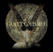 GOATWHORE cd cvr A HAUNTING CURSE Official SHIRT LRG new