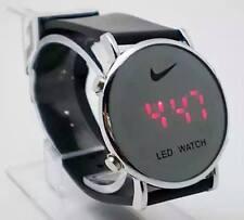 Reloj Deportivo Led Nike-Negro-más barato en cualquier lugar
