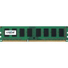 NEW Crucial 16GB DDR3L 1600Mhz PC3-12800 CL11 CT204864BD160B Desktop RAM Memory