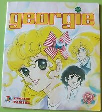 ALBUM PANINI GEORGIE COMPLETO OTTIME 1983 + 2 FIGURINE SPRINT PLASMON