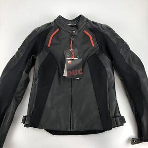 Ducati Stealth C2 Women Leather Jacket Size EU 42 981032042