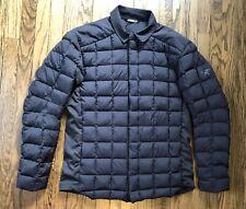 Arc'teryx Mens Rico Down Shacket Lightweight Jacket Size Large