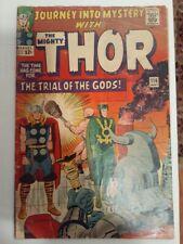 Journey Into Mystery #116 Mighty Thor Loki Odin Jack Kirby Art  1965