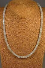 MONDSTEIN Kette Collier 146,00ct. Classic Edelstein Schmuck Heilstein Halskette