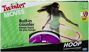 Twister Moves Hoop - Demi Lovato™ Edition - Full-Sized Hoop by Hasbro Gaming
