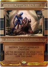 MTG Slaughter Pact Amonkhet Invocations Masterpiece NM/M SKU142