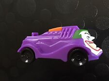 McDonald's Happy Meal Toy Joker Toy Car 2015