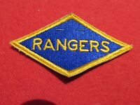 US Army Ranger Patch  with store tag